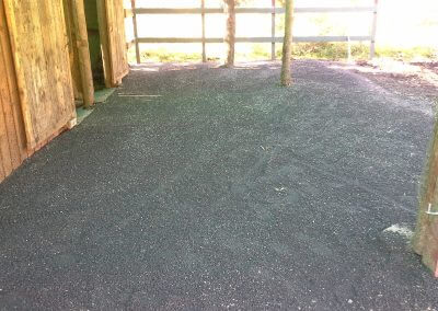 Eco GreenGrid Farm area use for mud control and ground stability