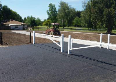 Eco GreenGrid Use - finished driveway