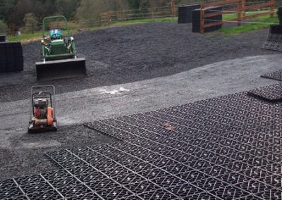 Eco GreenGrid Driveways, Walkways and Paths for Stability and Drainage